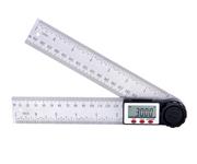 2 in1不锈钢亚博体育官方版角度尺
